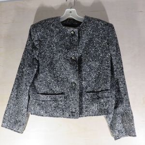 Gucci Jackets & Coats - Vintage 1970s Gucci Womens Wool Blazer Jacket 42